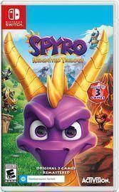 Spyro Reignited Trilogy - Nintendo Switch