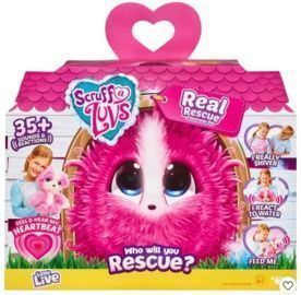 Little Live Scruff-A-Luvs Real Rescue Electronic Pet