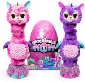 Hatchimals WOW 32 Interactive Llalacorn (Blind Pack)