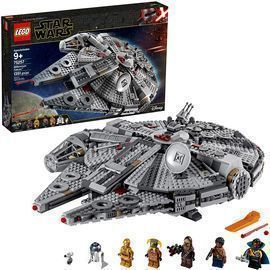 LEGO Star Wars: Millennium Falcon Building Kit (1,351 Pieces)
