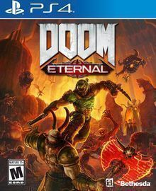 Doom Eternal Standard Edition (PS4 / Xbox One)