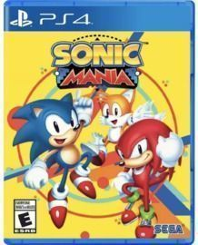 Sonic Mania - PlayStation 4