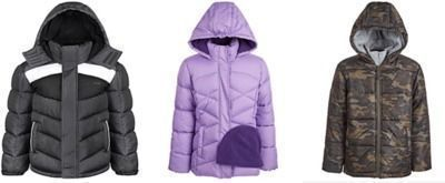 Select Kid's Puffer Jackets are $15.99
