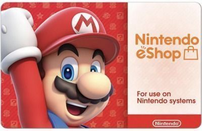 Nintendo eShop $50 Gift Card - (Email Delivery)