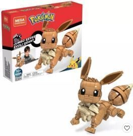 Mega Construx Pokemon Jumbo Eevee Construction Set