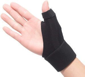 Reversible Thumb and Wrist Stabilizer