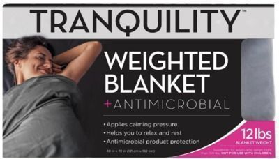 Tranquility 12lb Weighted Blanket