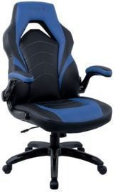 Staples Emerge Vortex Bonded Leather Gaming Chair