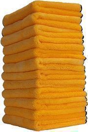 12-Pack Chemical Guys 16x16 Professional Grade Premium Microfiber Towels