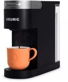 Keurig K-Slim Single-Serve K-Cup Pod Coffee Maker, Black