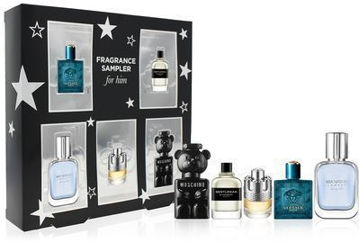 5Pc Fragrance Sampler for Him Gift Set
