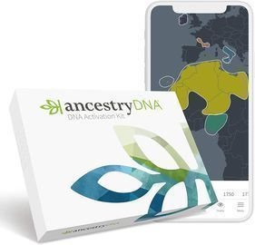 AncestryDNA Genetic Ethnicity Test, Health and Personal Care