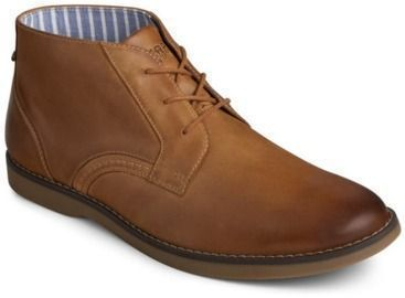 Sperry Men's Newman Leather Chukka Boots