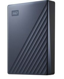 WD 5TB My Passport Ultra Blue External Hard Drive
