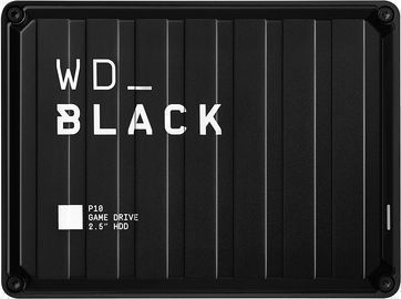WD Black P10 5TB External Game Drive