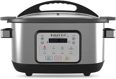 Instant Pot Aura 6-Quart Multi-Use Programmable Slow Cooker