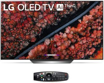 LG 77OLED77C9PUB 4K UHD HDR AI ThinQ Smart OLED TV
