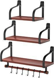 Floating Shelves - Set of 3