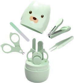 4-in-1 Baby Manicure and Pedicure kit