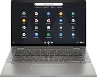 14 Chromebook 2-in-1 Touch-Screen - Mineral Silver