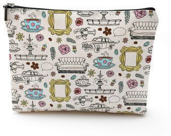 Friends Makeup Bag Cosmetic Bag