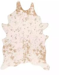 Raina Faux Cowhide Area Rug - 6' x 8'