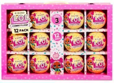 L.O.L. Surprise! Confetti Pop Suitcase