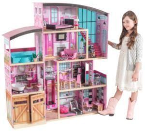 KidKraft Shimmer Mansion + 30 Accessories