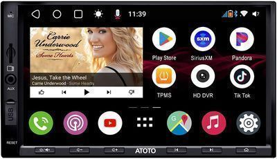 Atoto S8 In-Dash Android Navigation System