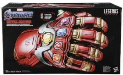 Hasbro Marvel Legends Electronic Fist Starting at $59.99
