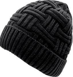 1-2 Pack Winter Warm Knitted Skull Cap