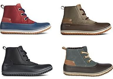 50% off Sperry + 15% off with Code