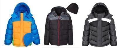 Boy's Puffer Coats - $15.99