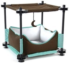 Kitty City Cat Claw Furniture Steel Pet Bed
