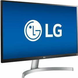 LG 27UL600-W 27 4K UHD FreeSync LED Monitor w/ HDR
