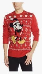 30% Off Ugly Christmas Sweaters | Disney Theme