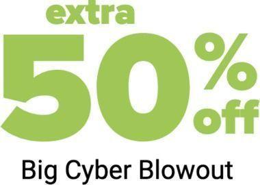Belk - Cyber Week Sale! Extra 50% Off In-Store Only