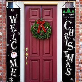 Christmas Merry Bright Porch Sign