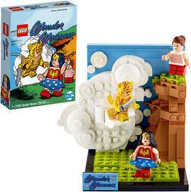 LEGO DC Wonder Woman Building Set