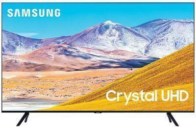 SAMSUNG 43 Crystal UHD TU-8000 4K UHD HDR Smart TV