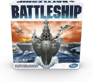 Battleship Classic Board Game Strategy Game