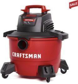 Craftsman 6 Gal. Wet/Dry Vacuum