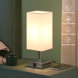 Touch Control LED Table Lamp