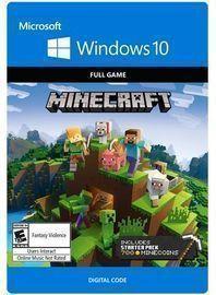Minecraft Windows 10 Starter Collection (Digital Download)
