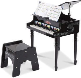 Melissa and Doug Learn to Play Classic Grand Piano