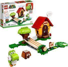 LEGO Super Mario Marios House & Yoshi Expansion Set 71367 (205 Pieces)