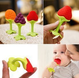 6 Pack Teethers for Babies