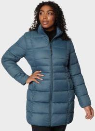Women's Shield Tech Long Poly-Fill Jacket