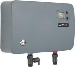 Atmor 10,500W/240V 1.7 GPM Digital Self-Modulating Electric Tankless Water Heater