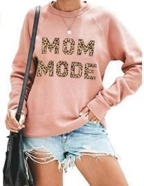Mom Mode Sweatshirt